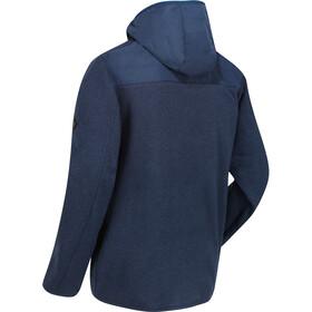 Regatta Upham Hybrid Giacca Softshell Uomo, brunswick blue/brunswick blue